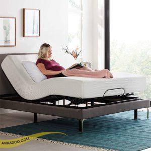 تخت خواب قابل تنظیم