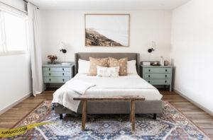 اتاق خوابت رو بزرگ نشون بده