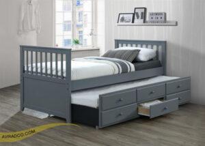 تخت مناسب اتاق خواب کوچک